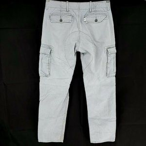 Levi's 28x32 Cargo Work Pants Reinforced Chinos